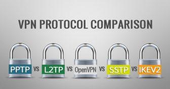 Perbandingan Protokol VPN: PPTP vs. L2TP vs. OpenV