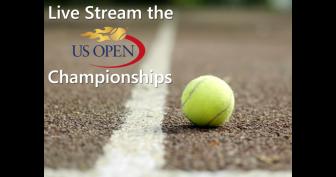 Bagaimana Menyaksikan Tenis AS Terbuka Agustus 2017 Ini