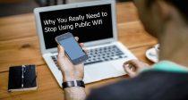 Mengapa Anda Benar-Benar Perlu Berhenti Memakai WiFi Publik