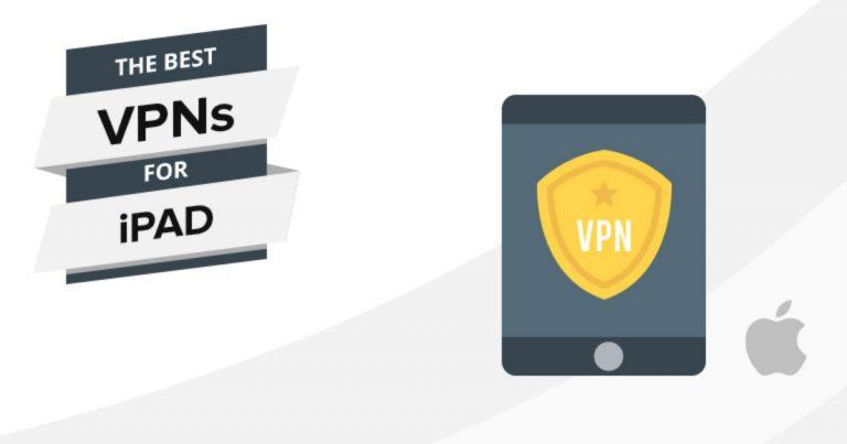 VPNs for iPad