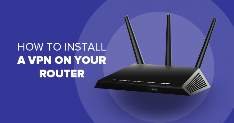 How to Set Up a VPN on the Router