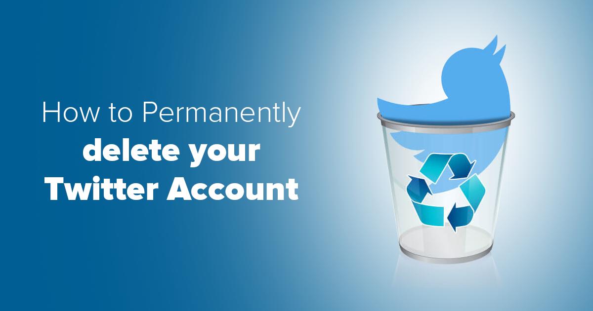 Cara Menghapus Permanen Akun Twitter Anda dalam 7 Langkah Mudah