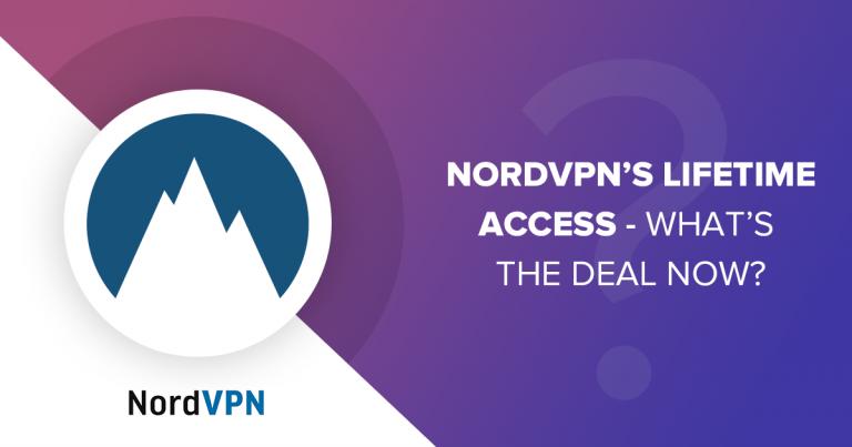 NordVPN Lifetime Deal